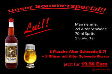 Unser Sommerspecial Lui!!!